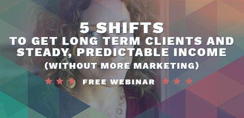 5 Shifts Webinar