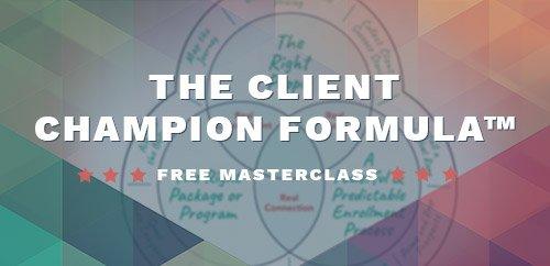 Client Champion Formula-graphic